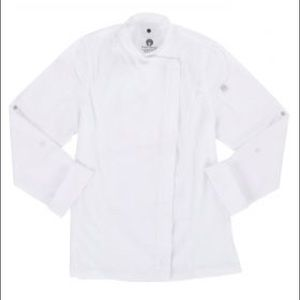 New Women's Hartford Chef Coat